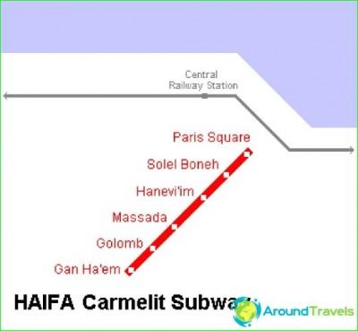 Metro-Haifa-circuit-description-photo-map-metro-Haifa