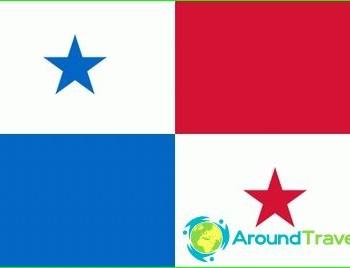 Panama flag photo-story-value-colors