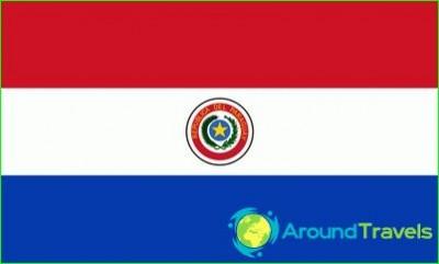 Paraguay flag-photo-story-value-colors