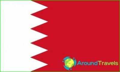Bahrain flag-photo-story-value-colors