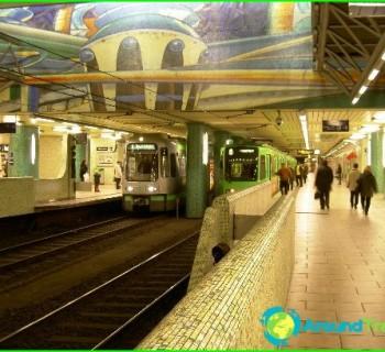 Metro Düsseldorf-circuit-description-photo-map-metro