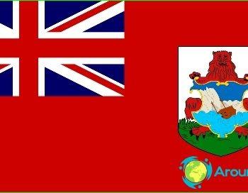 Flag Bermuda-Islands photo-history value