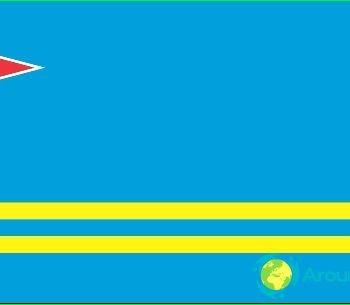 Aruban flag-photo-story-value-colors