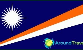 flag of the Marshall Islands-photo-history value