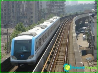 Metro Bucharest circuit-description-photo-map-metro
