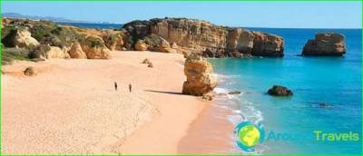 Beaches Algarve-photo-video-best-sand-beaches-in