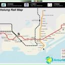 Metro Kaohsiung chart-description-photo-map-metro