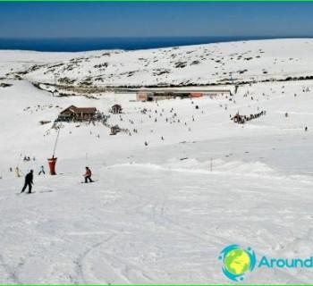 ski resorts, Portugal photo-reviews-mountain