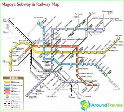 Metro Nagoya-circuit-description-photo-map-metro Nagoya
