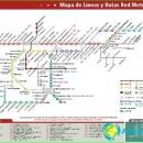 Metro Caracas-circuit-description-photo-map-metro