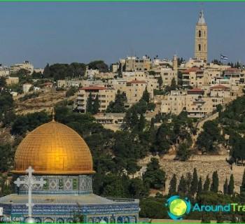 self-in-jerusalem-trip routes