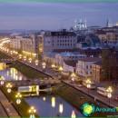 self-in-Kazan-trip routes