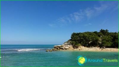 island of Haiti photo