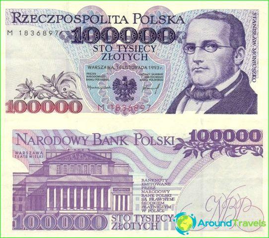 puola valuutta