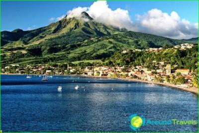 Martinique island, photo, popular, island