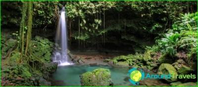 island Dominica photo