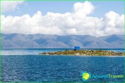 a sea-to-sea Armenia in Armenia-photo card