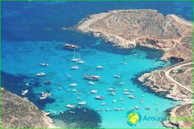 a sea-to-sea-Malta-Malta-Picture Card