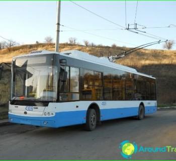 Transportation Crimea-public-transport-in-Crimea