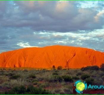 Province-Australian photo-map region-Australia