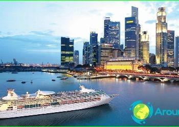Cruise in Asia-sea-and-river-cruises