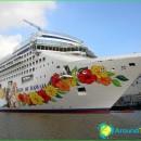 cruise in the Hawaiian islands, photo-sea