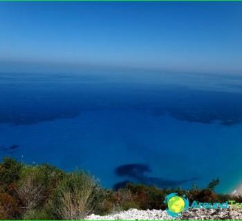 Ionian Sea-card-photo-Ionic coast