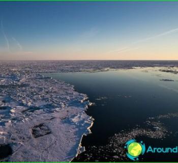 Pechora Sea-card-photo-coast-Pechora