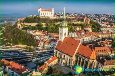 the capital of Slovakia-card-photo-kind-in capital