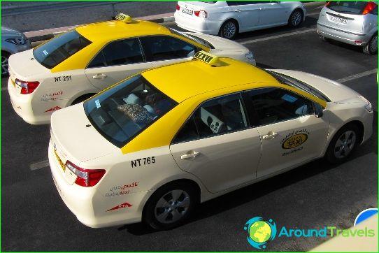taksin hinta dubai