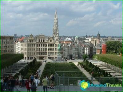 tourism-in-Belgium-development photo