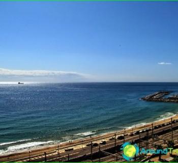 Baleár-tenger-kártya-fotó-parton, a Baleár-
