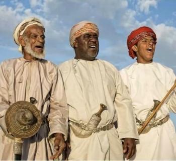 traditions, customs, Oman photo