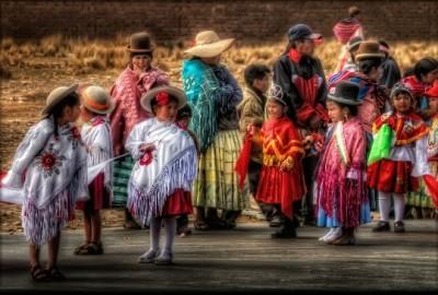 traditions, customs, Bolivia photo