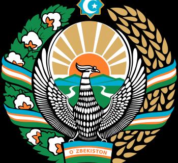 coat of arms Uzbekistan photo-value-description