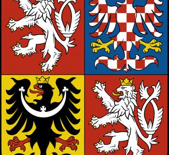 coat of arms, czech republic photo-value-description