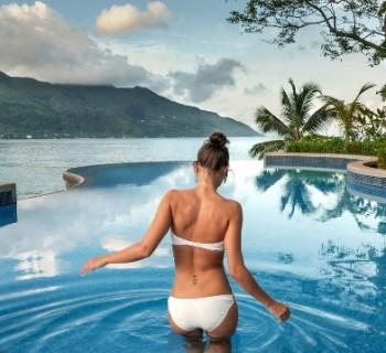 resorts, Seychelles photo-description
