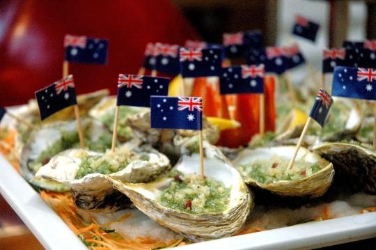 Kuchnia Australia Fotografie Przepisy I Dania Kuchni