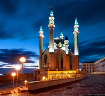 Kazan of the 2-day-go-somewhere-in cauldron