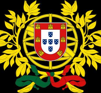 coat of arms, portugal photo-value-description