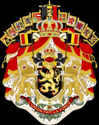 Belgium-coat of arms photo-value-description
