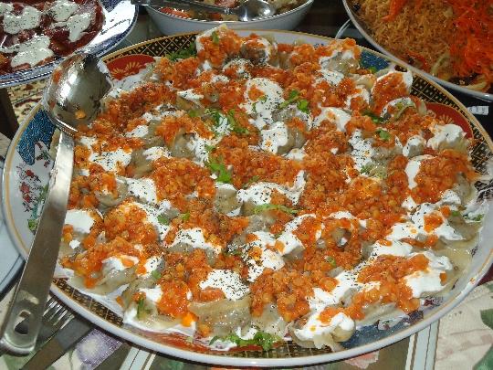 afghansk ris opskrift