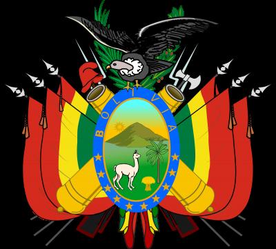 Bolivia coat of arms, photo-value-description