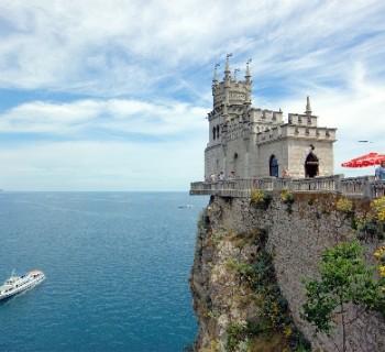 Western Crimea, photo holiday resorts