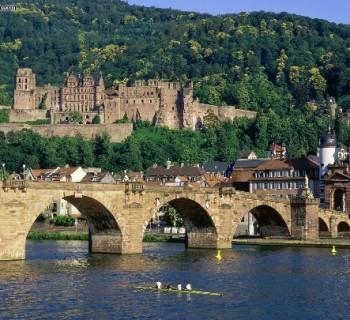 Western-germanium photo-holiday resorts
