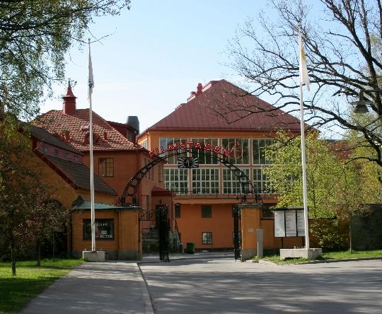 förort stockholm