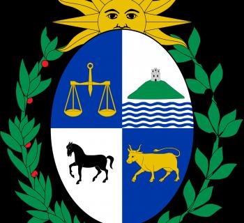 Uruguay coat of arms, photo-value-description