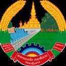laos coat of arms, photo-value-description