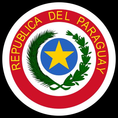 Paraguay coat of arms, photo-value-description