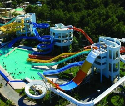 water parks, Sudak in the photo-price-description